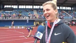 Video: Latvijas vieglatlētikas čempionāta veiksminieki neguļ uz lauriem