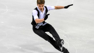 Video: Daiļslidotājs Vasiļjevs pēc ovācijām kuriozi pamet ledu