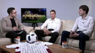 Video: Olijars par fizisko sagatavotību futbolā, disciplīnu un…smēķēšanu