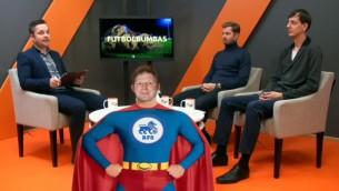 Video: Futbolbumbas: Latkovskis par Virslīgas tiesāšanos, Starkovs un gada TOPi