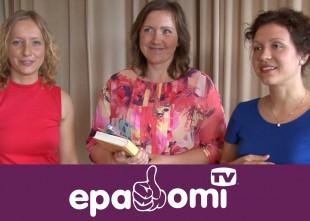 """Video: 3 Baibas prezentē sezonas garšīgāko grāmatu """"100 soļu ceļojums"""""""