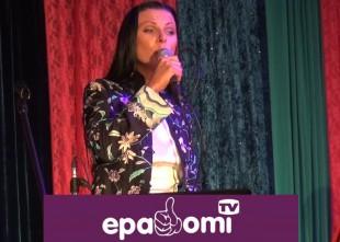 Video: Pirmatskaņojums. Ieva Pļavniece izpilda jaunu Jāņa Lusēna dziesmu
