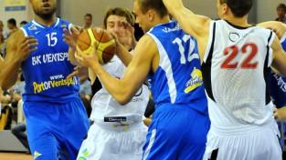 """""""Ventspils"""" uzvar arī Rīgā, sērijā jau 2-0"""