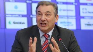 Tretjaks trešo reizi ievēlēts KHF prezidenta amatā