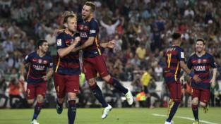 """""""Barcelona"""" uzvar vairākumā, līdz titulam - divas uzvaras"""