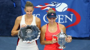 "Kerbere iegūst sezonas otro ""Grand Slam"" titulu"