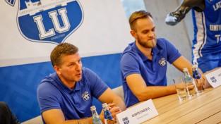 """Guntis Endzels: """"LU basketbolisti ir profesionālāki nekā vairākums LBL spēlētāju"""""""