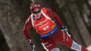 Bendikai Norvēģijā 26.vieta masu startā