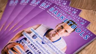 Iznācis nu jau piektais LU basketbola sistēmas žurnāls ''Par un ap mums''