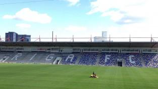 """""""Fitnesa Parks"""" sadarbībā ar """"Riga"""" FC uzlabos infrastruktūru Skonto stadionā"""