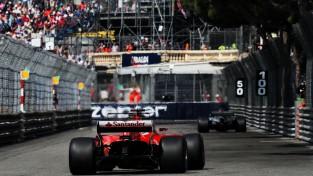 Fetels uzstāda Monako trases rekordu