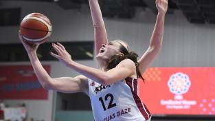 """Latvija un Serbija rīkos """"EuroBasket Women Cup 2019"""""""