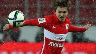 """""""Spartaku"""" papildina Krievijas izlasē uzspēlējušais Davidovs un argentīnietis"""