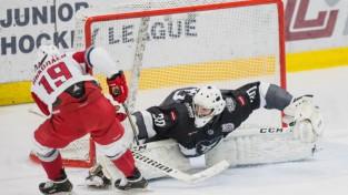 """""""Rīga"""" negūst vārtus arī pret """"Loko"""", komandai trešais <i>sausais</i> zaudējums"""