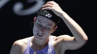 """Sevastova nepārvar pirmo kārtu """"Premier"""" turnīrā Dohā"""
