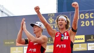 FIVB pludmales sezonas kalendārs sola 6.56 miljonus naudas balvās