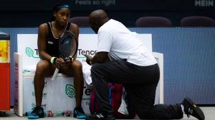 Nogurusī Gofa zaudē nākamajā mačā pēc pirmā WTA titula izcīnīšanas