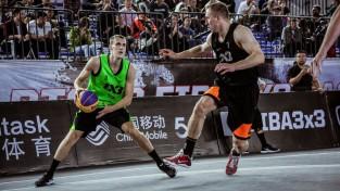 """FIBA iesaldē 3x3 rangu, """"Riga Ghetto"""" saglabā otro vietu pasaulē"""