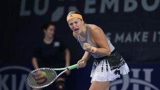 Ostapenko pēc uzvaras Luksemburgā WTA rangā pakāpjas uz 44. vietu