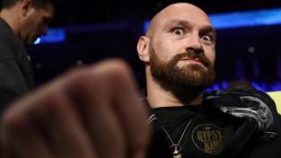 Fjūrijs pauž vēlmi šogad debitēt MMA un gatavojas trenēties ar Makgregoru