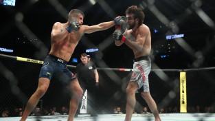 UFC Maskavā: Zabits izcīna 14. uzvaru pēc kārtas