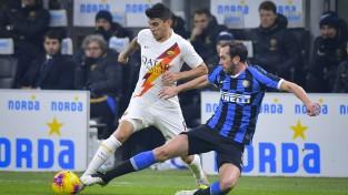 """Itālijas A sērijas līdere """"Inter"""" ceturto reizi pēc kārtas spēlē neizšķirti ar """"Roma"""""""