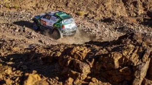 Lietuvietis Žala atkrīt uz piekto vietu pēc Dakaras rallija 2. posma