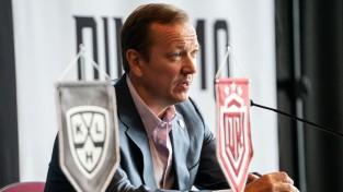 """Rīgas """"Dinamo"""" vadība uzrunājusi vairākus vietējos hokejistus"""