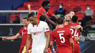 """""""Bayern"""" papildlaikā pieveic """"Sevilla"""" un otro reizi iegūst UEFA Superkausu"""