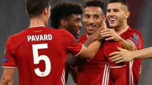 ''Bayern'' uzsāk titula aizstāvēšanu ar pārliecinošu uzvaru