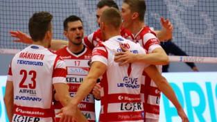 Saušs ar 20 punktiem otrs rezultatīvākais savas komandas uzvarā Somijā