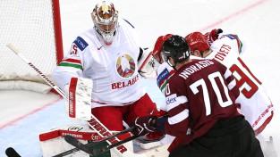 Kariņš apšauba, ka Pasaules čempionata izlases būs gatavas braukt uz Minsku