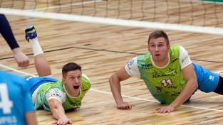 """Līderu duelī """"Jēkabpils Lūši"""" atzīst """"Saaremaa"""" pārākumu"""