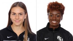 U20 EČ bronzas medaļniece Lasmane ar personisko rekordu debitē starp studentēm