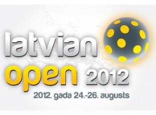 Šodien startē 6.starptautiskais florbola turnīrs Latvian Open 2012