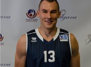 """Mārtiņš Šteinbergs uzsver komandas trumpju nozīmi uzvarā pār """"Jēkabpili"""""""