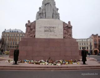 Brīvības piemineklis – latviešu tautas brīvības simbols