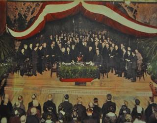 Tā 1918.gadā 18. novembri pasludināja par Latvijas valsts augstāko svētku dienu