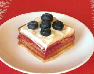 Cepumu torte RUDENS GARDUMS