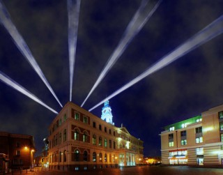 """Izsludina 2020. gada gaismas festivāla """"Staro Rīga"""" projektu finansēšanas konkursu"""