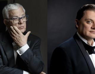 Raimonds Pauls un Aleksandrs Antoņenko satiksies Dzintaru koncertzālē