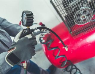 Kas jāapdomā, pirms iegādājaties gaisa kompresoru?