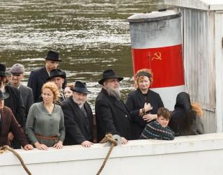 """Viestura Kairiša spēlfilmai """"Pilsēta pie upes"""" –  starptautiskā pirmizrāde Tallinā"""