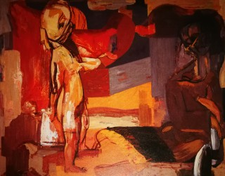 Mirusi gleznotāja un pedagoģe Ilze Strekavina