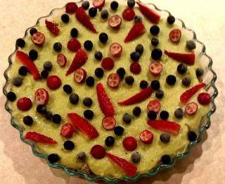 Avokado kūka