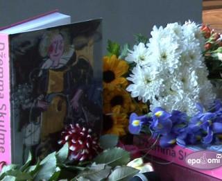 """Video: Monogrāfijas """"Džemma Skulme"""" atvēršanas svētki"""