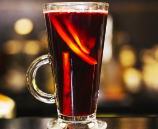 Karstais dzēriens ziemas vakariem