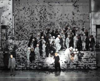 """Ērika Ešenvalda un Ineses Zanderes operas """"Iemūrētie"""" pasaules pirmizrāde 19. maijā Latvijas Nacionālajā operā (+VIDEO)"""