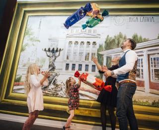 """""""Laimas"""" šokolādes muzejs atzīmē trīs gadu jubileju"""
