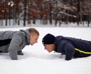 Lai mīnusi nebiedē: Viestura Saldava ieteikumi sportošanai brīvā dabā